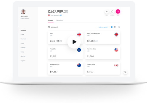 Revolut-business account review 2020 – dashboard