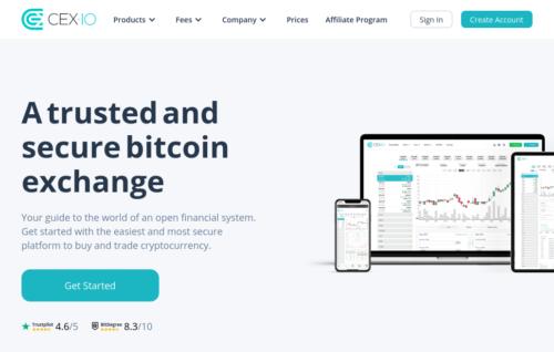 Cex.io Bitcoin cash out exchange