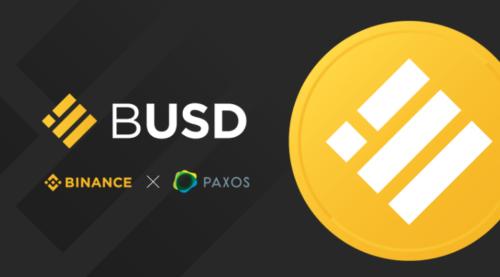 busd Binance dollar